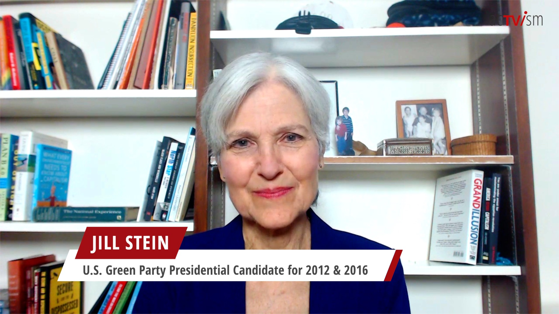 Jill Stein Hillary Clinton