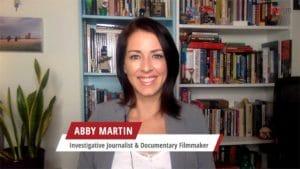 Abby Martin - Julian Assange, Bolivia, Gaza fights for Freedom