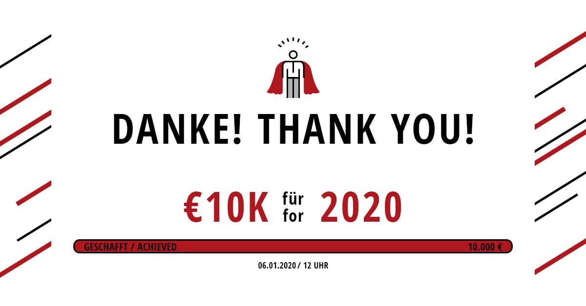 acTVism Munich Crowdfunding