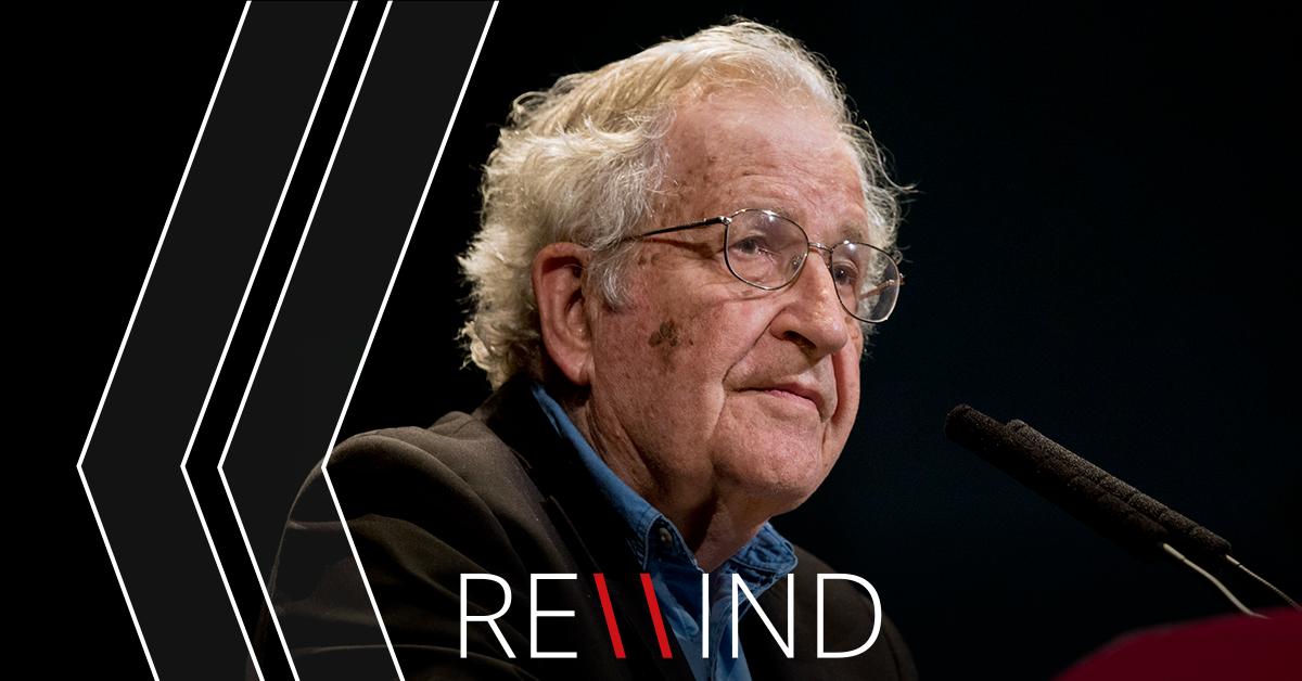 Noam Chomsky Video