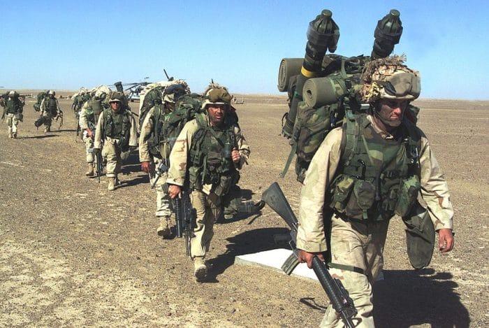 Afghanistan Matthew Hoh
