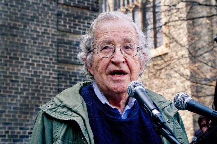 Noam Chomsky Schurkenstaat Suleimani