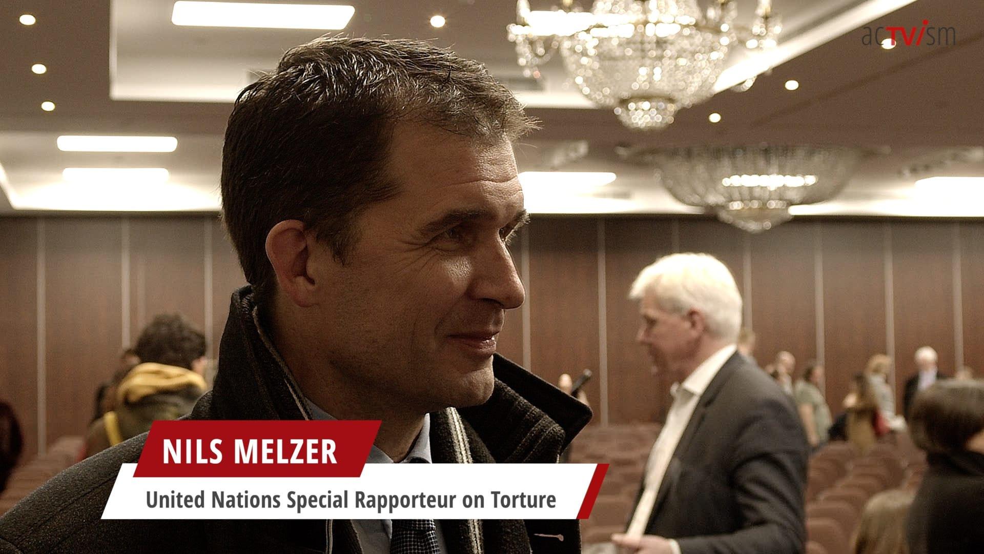 Nils Melzer Julian Assange