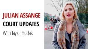 Fall Julian Assange Court Updates