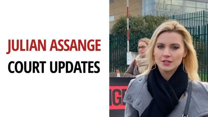 Julian Assange Case