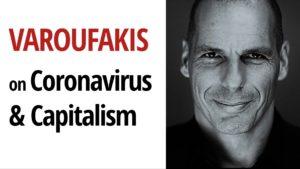 Yanis Varoufakis Coronavirus