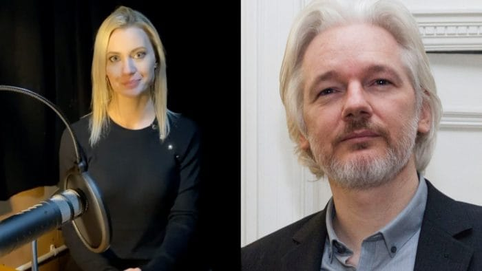 Taylor Hudak Assange