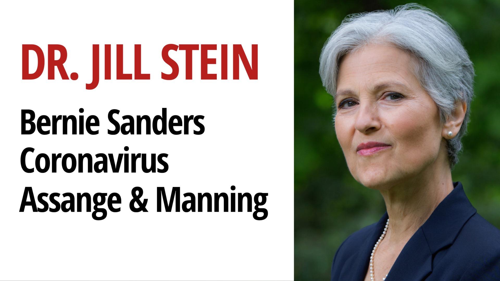 Coronavirus Jill Stein