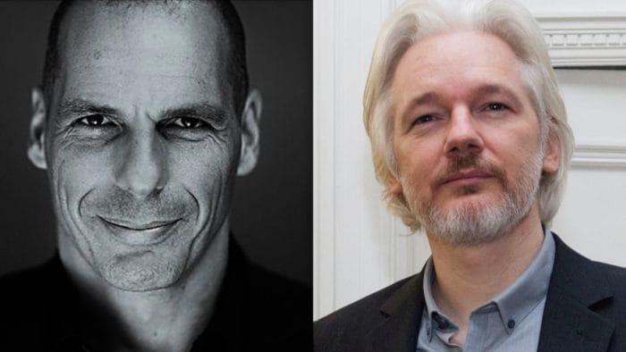 Varoufakis Assange