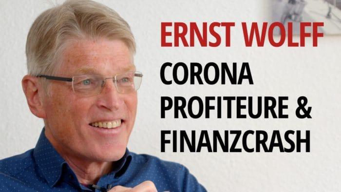 Ernst Wolff Corona Covid Finanz WHO Bill Gates