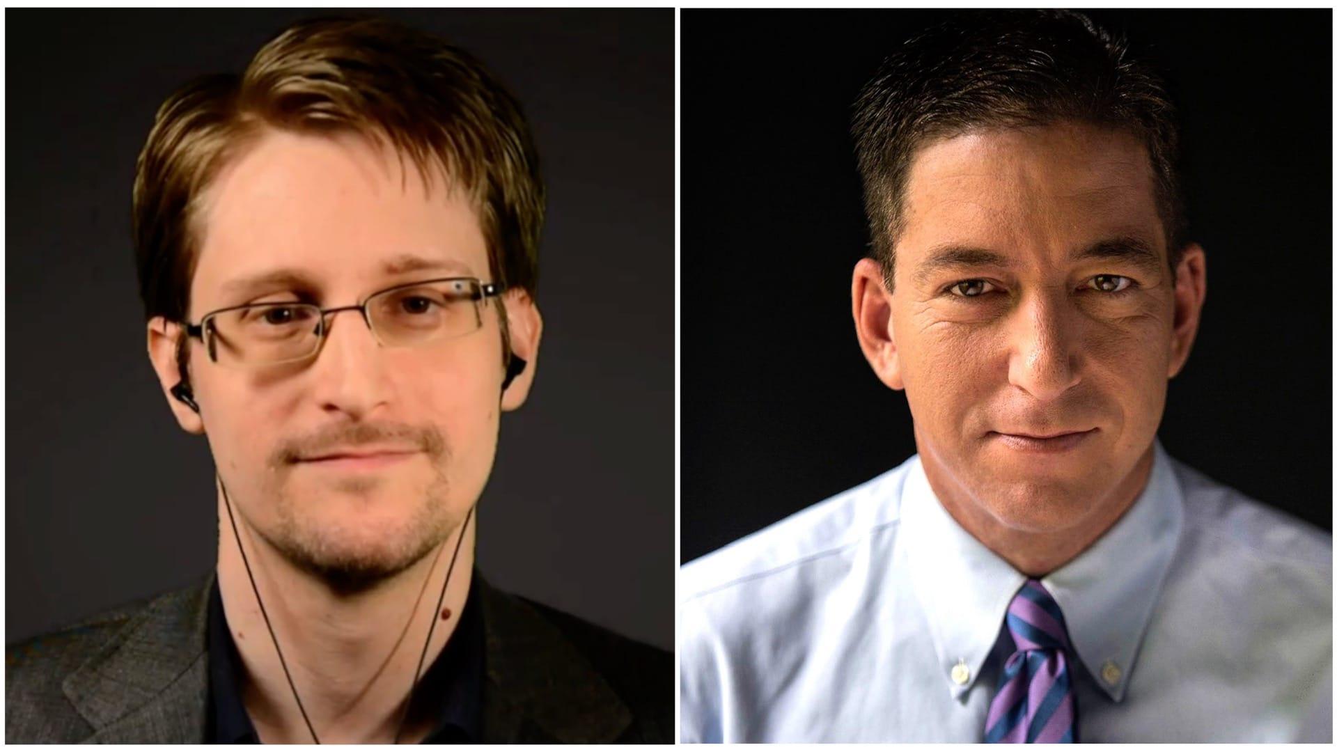 Snowden Greenwald NSA