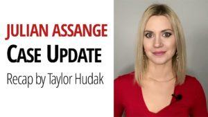 Taylor Hudak Noam Chomsky John Pilger Julian Assange