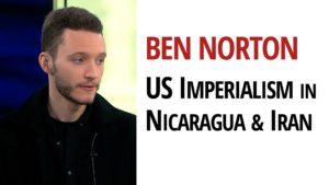 Ben Norton Nicaragua Iran