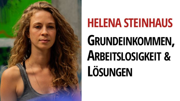 Helena Steinhaus Sanktionsfrei Hartz IV arbeitslosigkeit