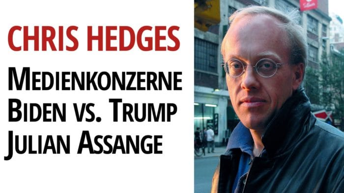 Medienkonzerne Chris Hedges