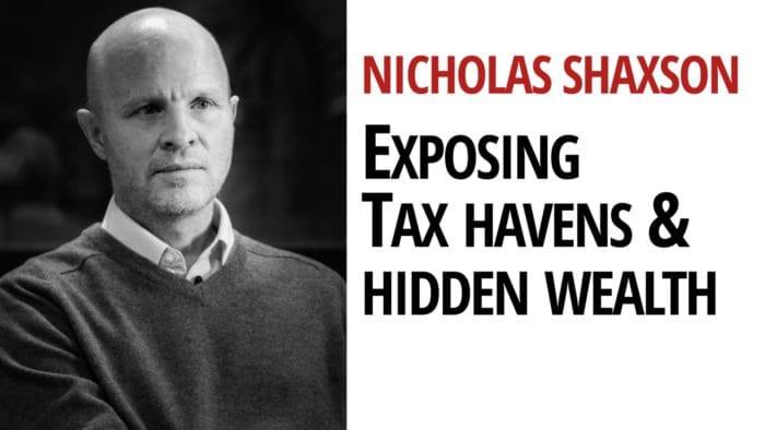 Nicholas Shaxson Tax Havens
