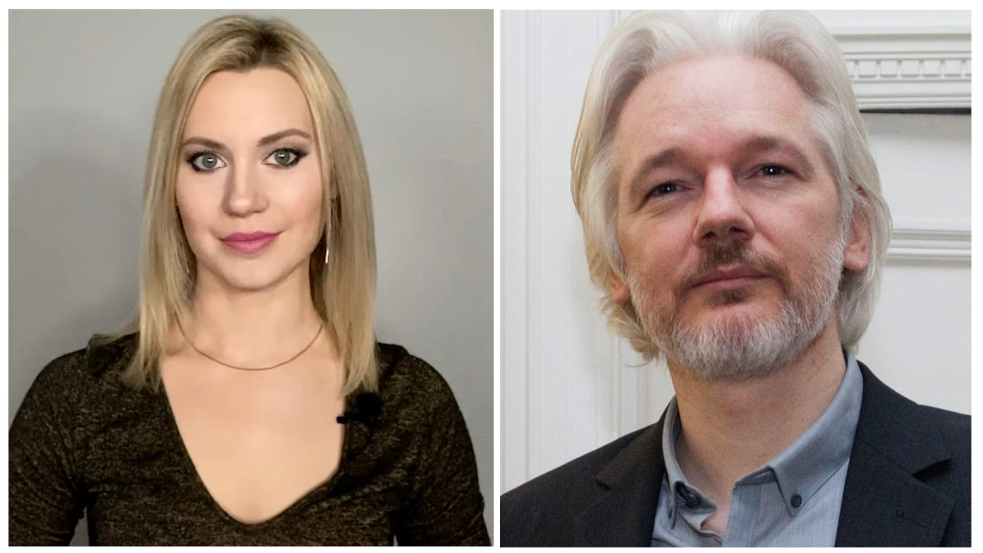 Taylor Hudak Assange Case Extradition
