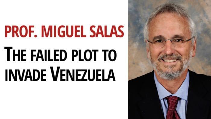 Venezuela Coup Invasion