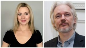 Assange Update Taylor Hudak CIA