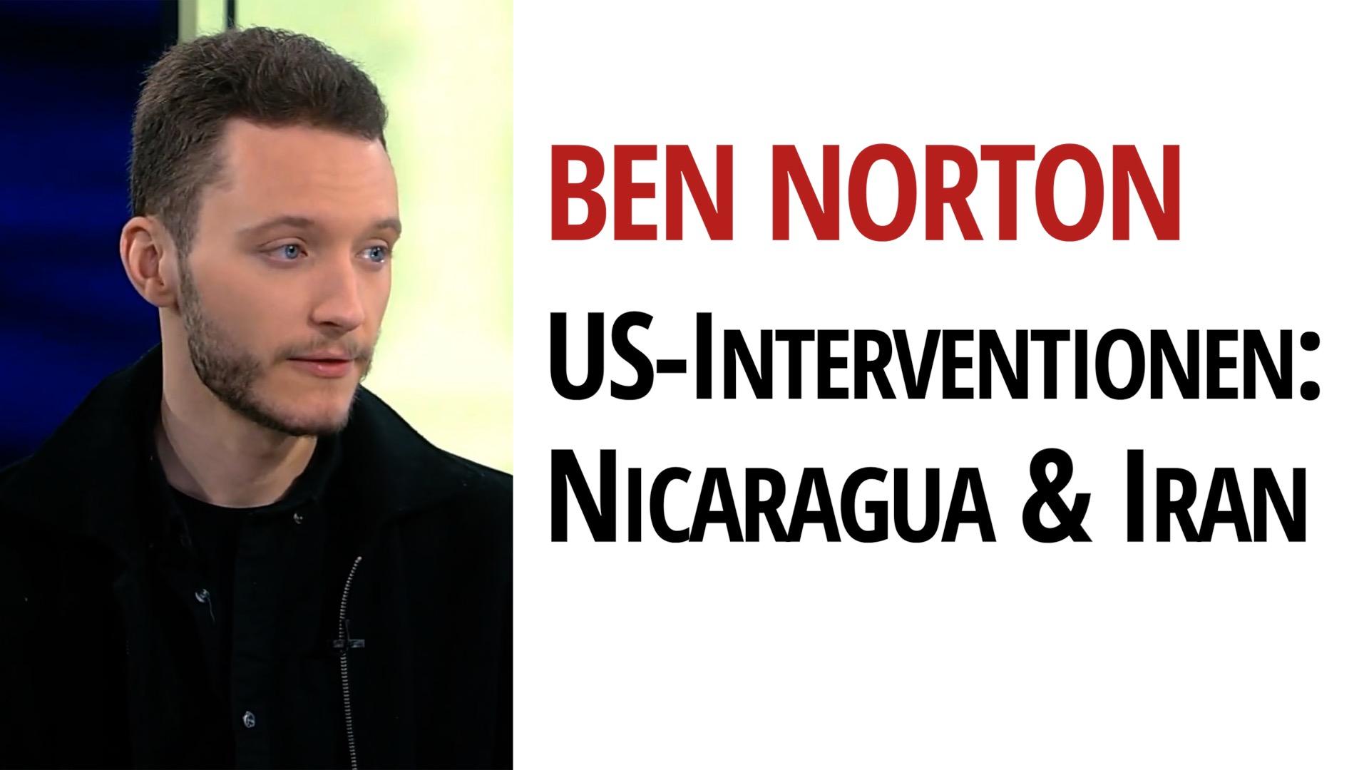 Iran Coronakrise Ben Norton