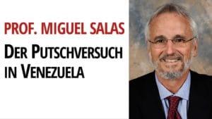 Putschversuch in Venezuela & Rolle der USA