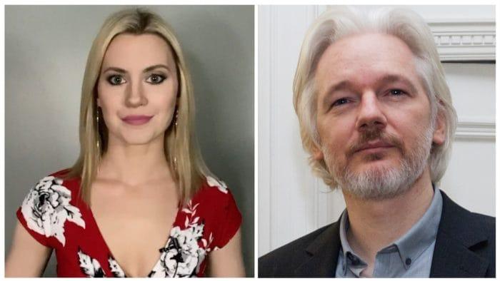 Julian Assange CIA Spying