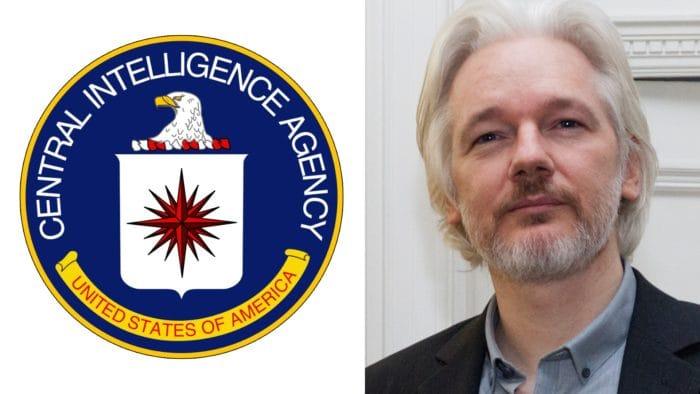 Assange CIA