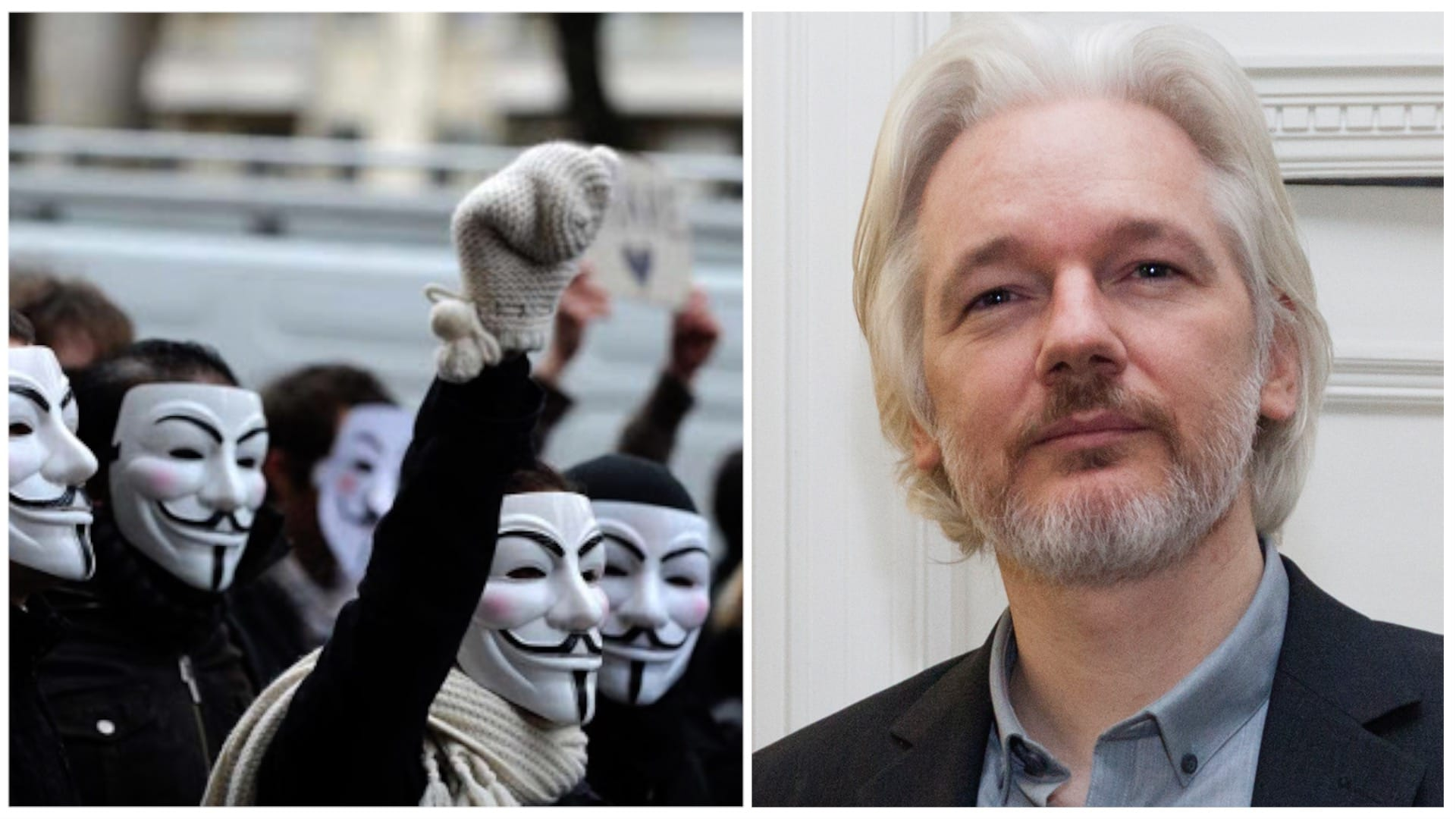 Julian Assange Case Indictment