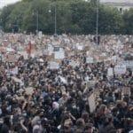 Demonstrationen in München und Berlin gegen Rassismus und Polizeibrutalität