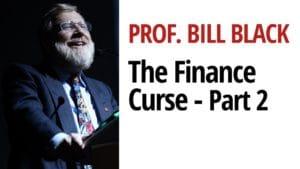 finance regulation bill black