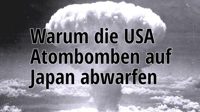 Atombomben Japan