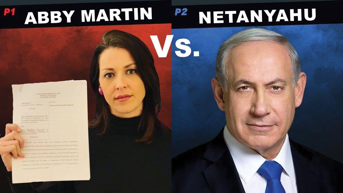 Abby Martins Klage über das Mandat des israelischen Treueeides in den USA