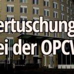 OVCW OPCW