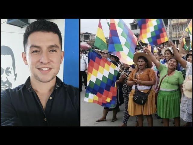 Bolivia Electon Ollie Vargas