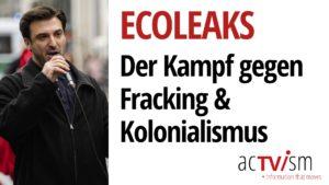 EcoLeaks Fracking