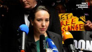 Assange-Urteil Julian Assange WikiLeaks Stella Morris