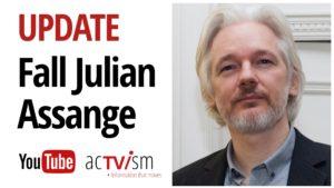 Assange-Update Schockierende Haftbedingungen & Biden Administration legt Berufung ein