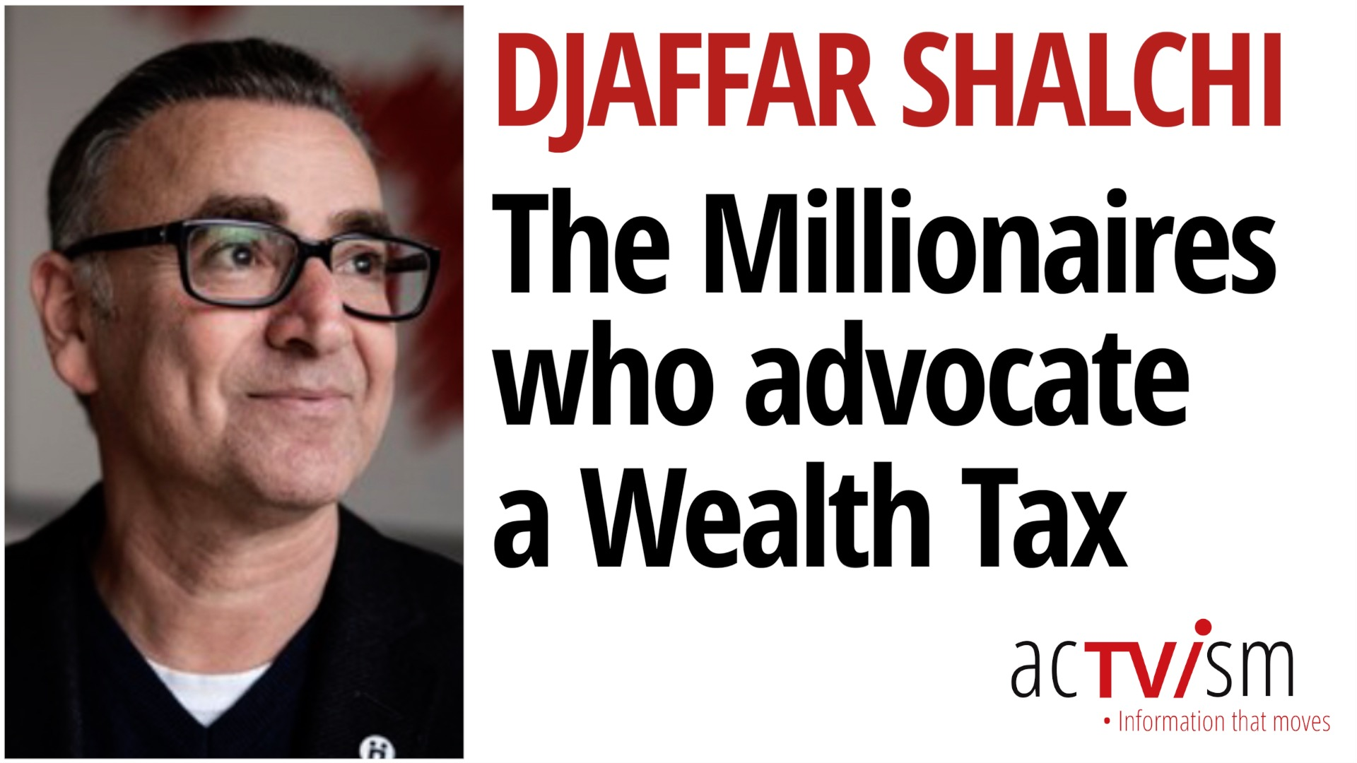 Hundreds of millionaires advocating for a wealth tax