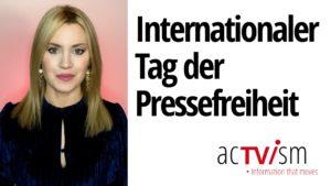 Feiern Sie den Internationalen Tag der Pressefreiheit mit acTVism Munich