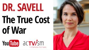 The true cost of war Stephanie Savell