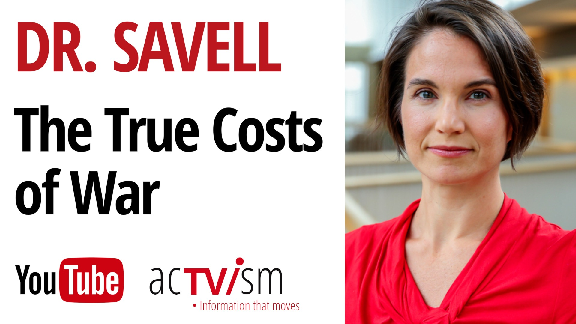 The True costs of War | Stephanie Savell