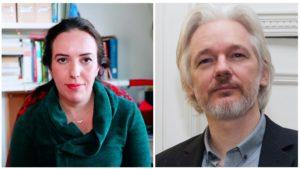 Assanges Verlobte Stella Moris über das Spionagegesetz & die Meinungsfreiheit