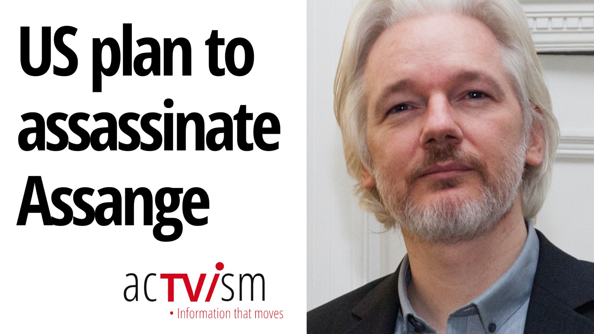 US Spied on Assange & plotted to assassinate him