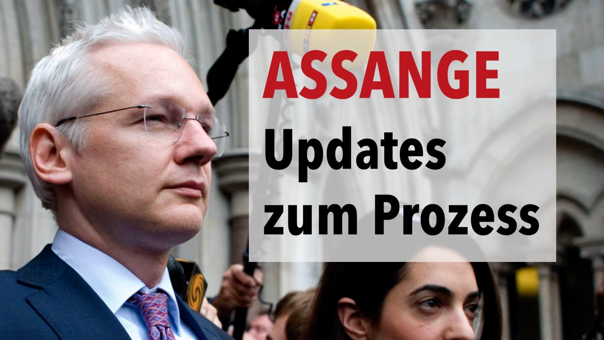 Jeremy Corbyn, John Pilger & Stella Moris sprechen sich für Assange aus