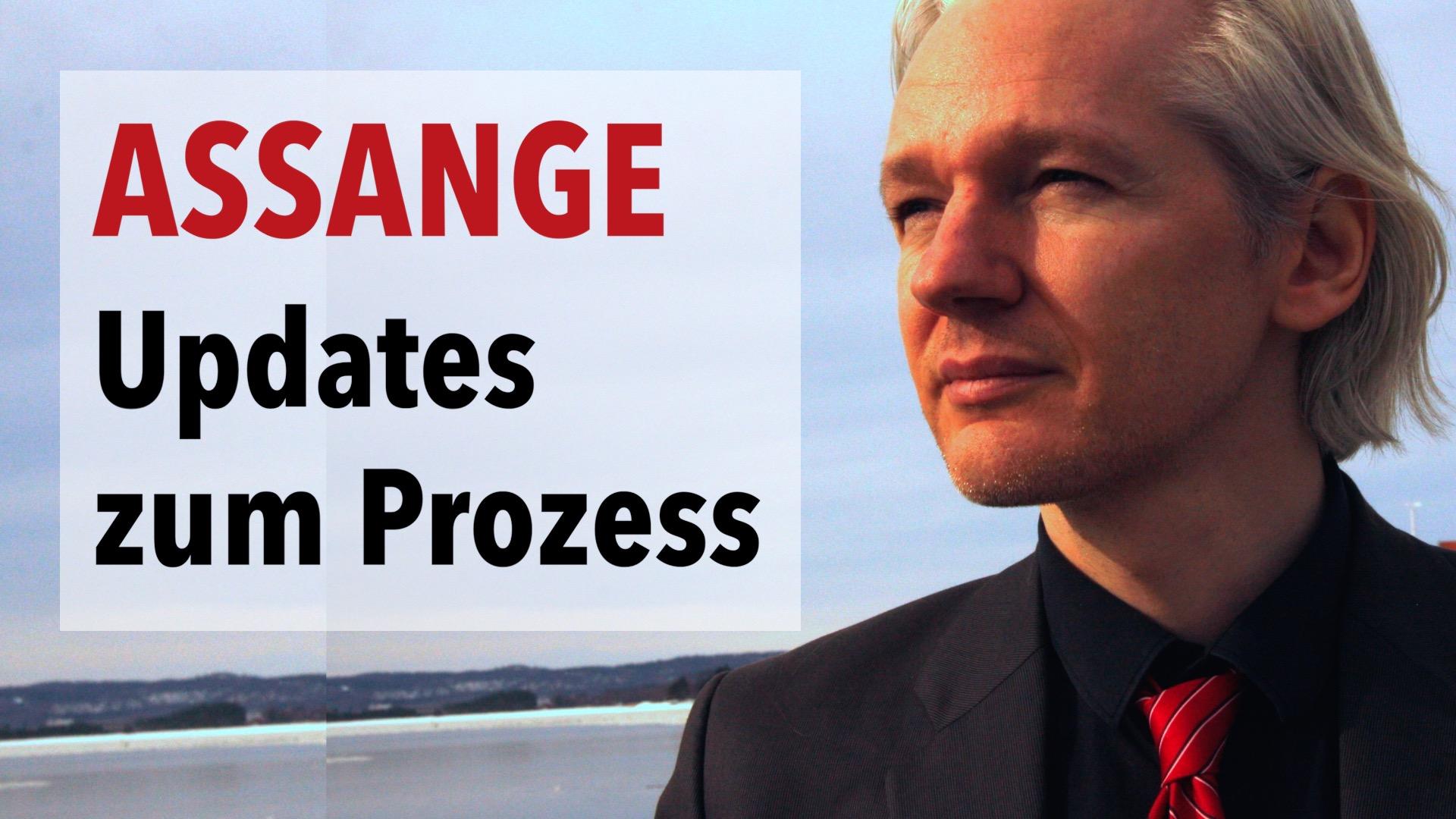 Assange-Update: Audioaufnahme offenbart unzureichende US-Klage