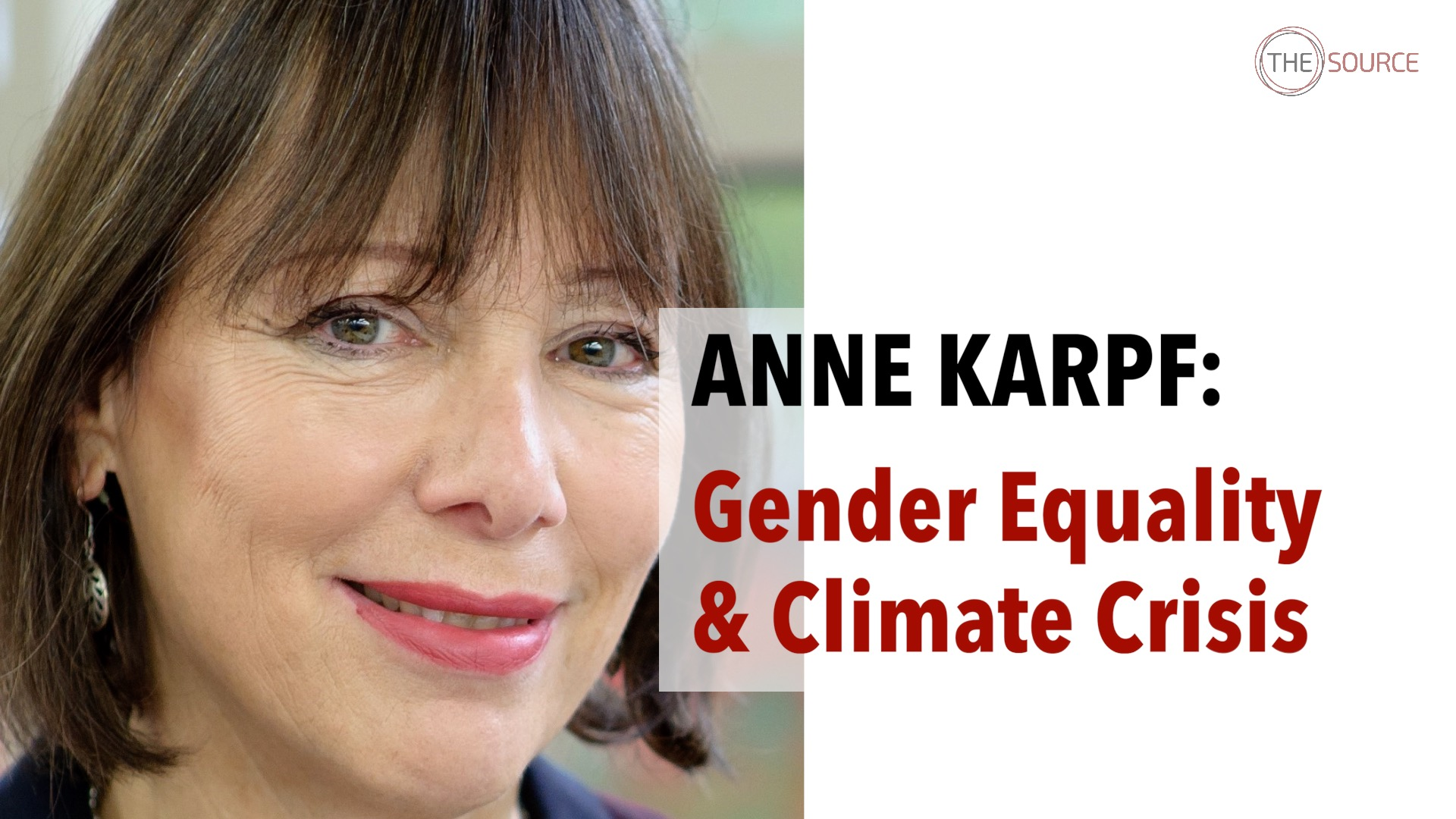 Is there a link between Gender Equality and the Climate Crisis?