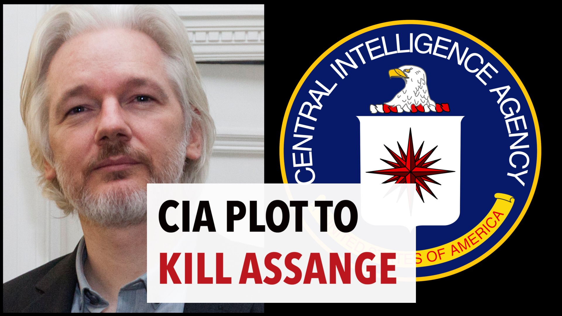 The CIA Plot to assassinate Assange | Former CIA Officer Speaks out
