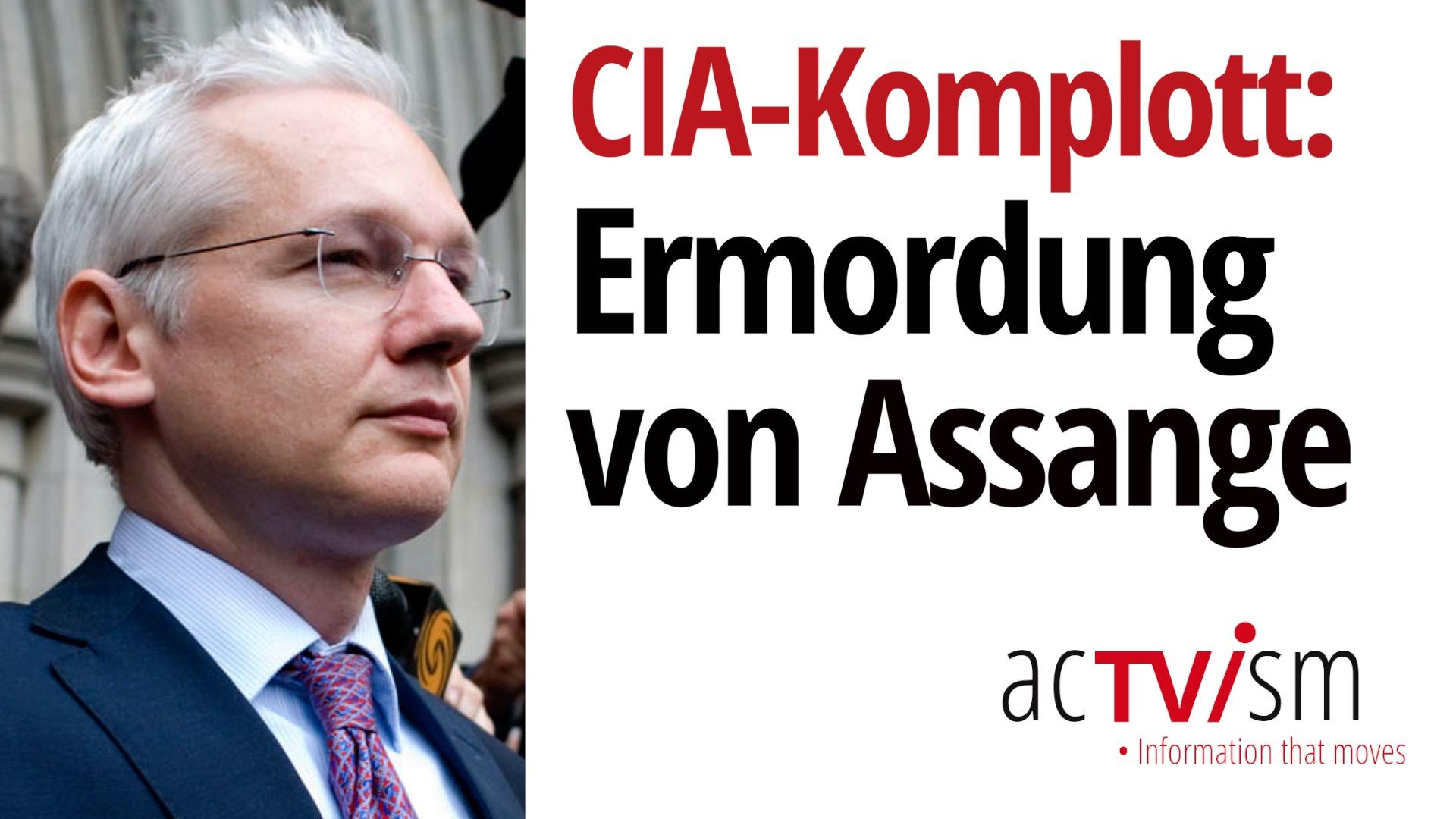 Das CIA-Komplott zur Ermordung von Assange | Ehemaliger CIA-Offizier ergreift das Wort